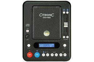 Citronic CD-S2 Single CD Player