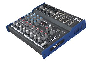 Post image for W-Audio DMIX12FX Audio Mixer £99