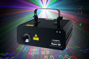 Post image for Kam Hyper 3D Colour Laser £399