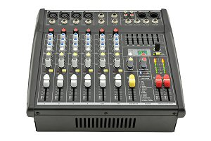 Post image for Citronic CSP-408 Powered Mixer £239